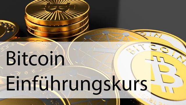Bitcoin Einführungskurs