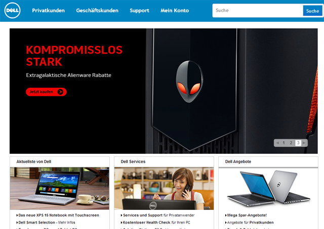 Dell: Alienware