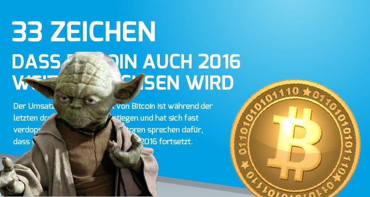 Bitcoin Infografik