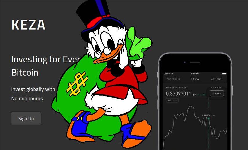Aktien mit Bitcoin kaufen