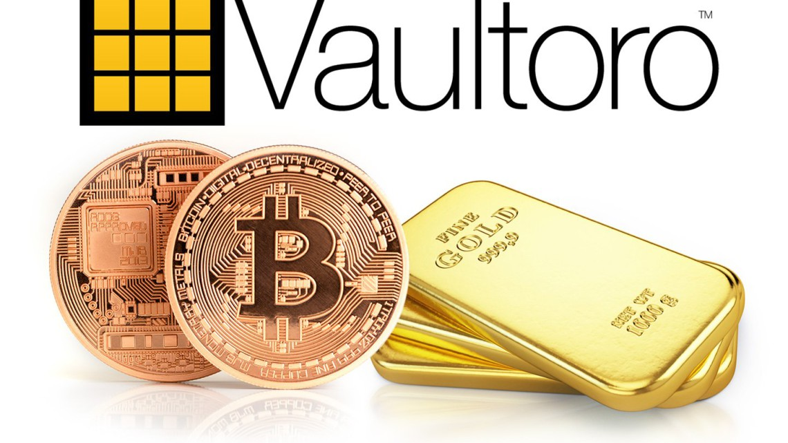 Vaultoro - The Bitcoin Gold Trading Platform