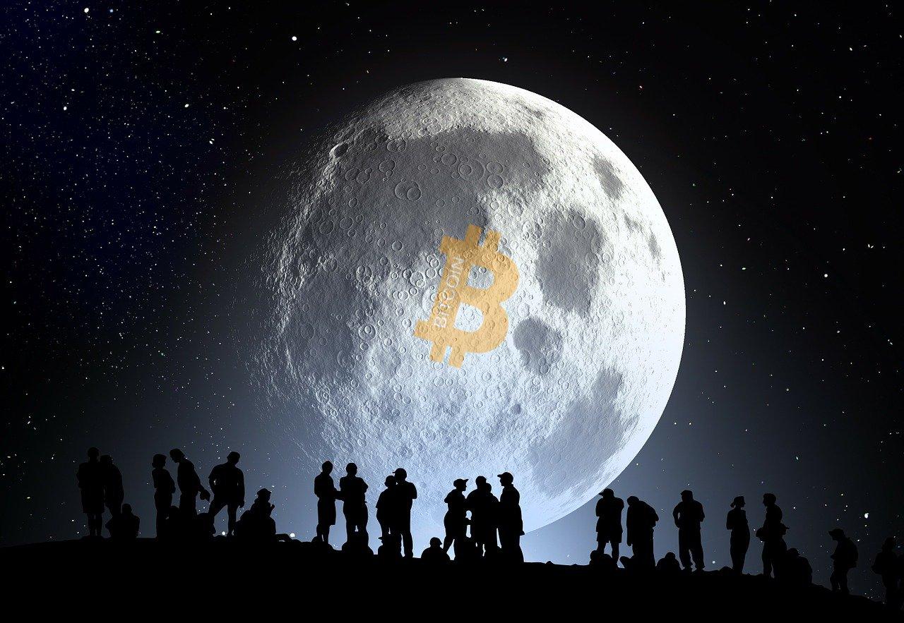 Bitcoin To da Moon
