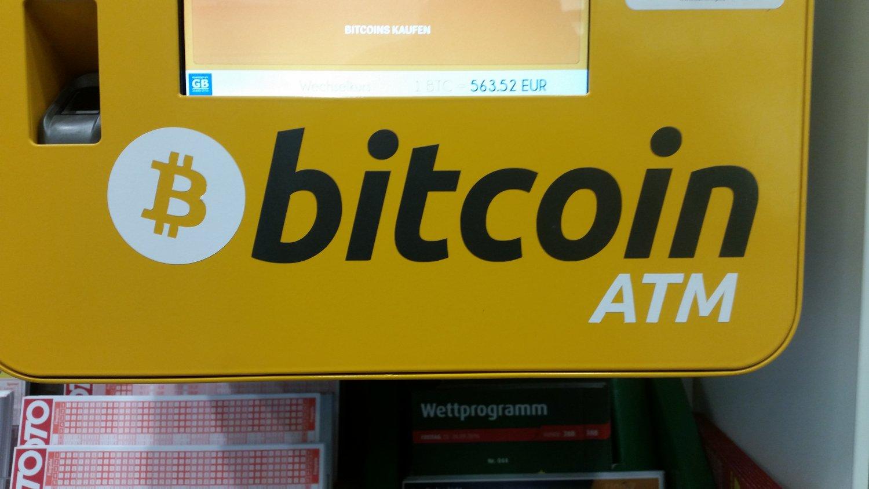 Bitcoin atm berlin