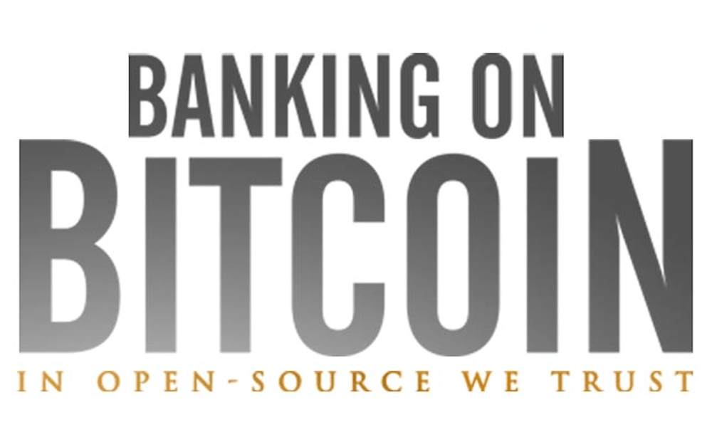 "Banking on Bitcoin"" Film to Hit Theatres on January 6, 2017"