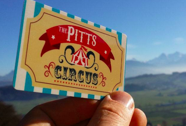 EMV: Ethereum Movie Venture Card_The Pitt Circus