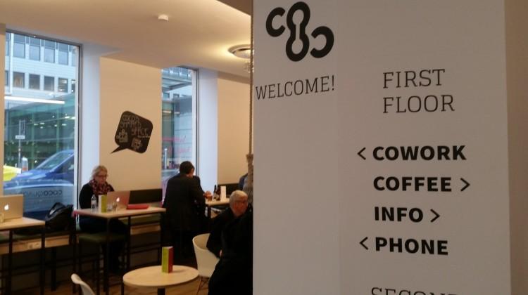 Bitcoin Wien: CoQuadrat Coworking Space