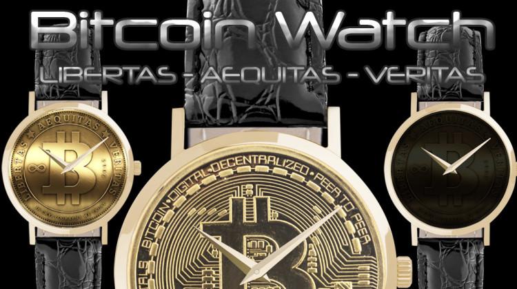 Bitcoin Uhr