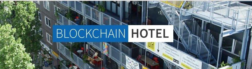Blockchain Hotel