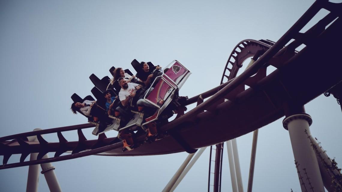 Rollercoaster Bitcoin Cash