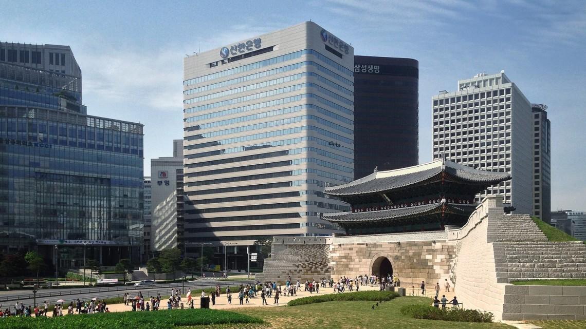 Bitcoin Südkorea: Shinhan Ban