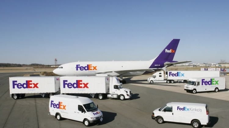 FedEx: Blockchain in Transport