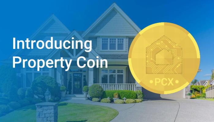 Propertycoin ICO US