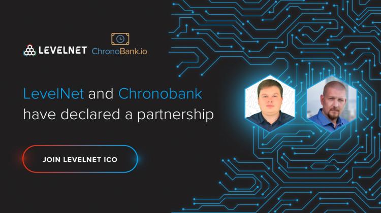 LevelNet und Chronobank Grafik