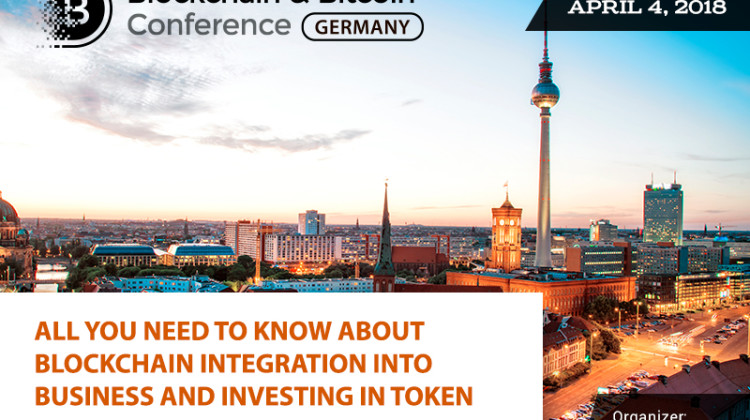 Blockchain & Bitcoin Conference Germany