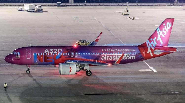AirAsia - Bonusmeilen