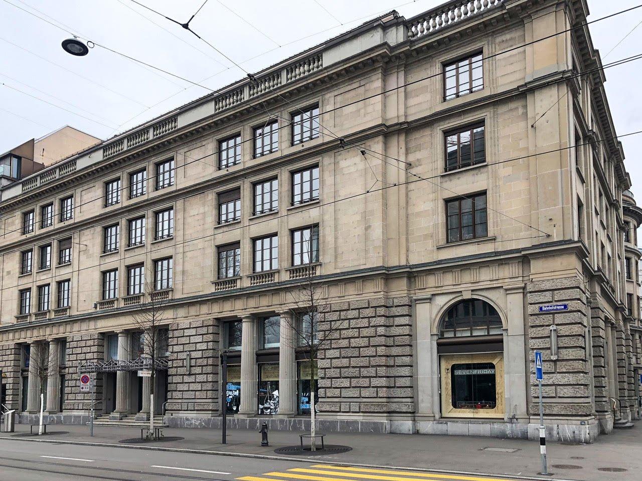 Trust Square Zürich