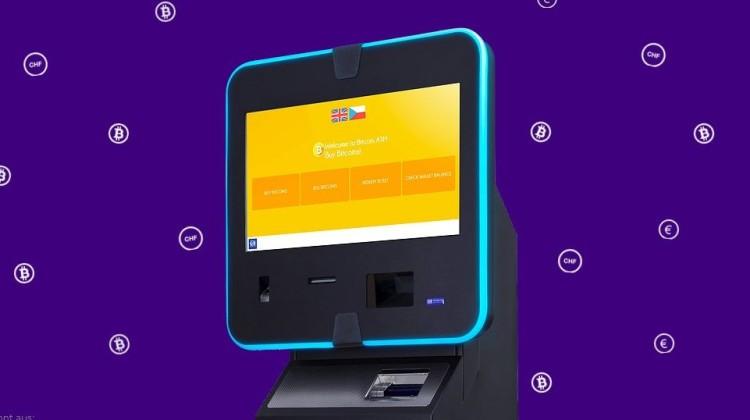 Bitcoin ATM Schweiz