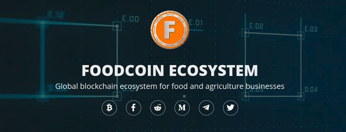 Foodcoin ICO Tokensale