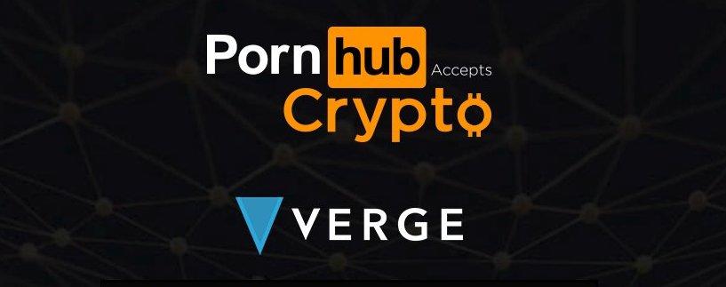 Pornhub Verge Coin