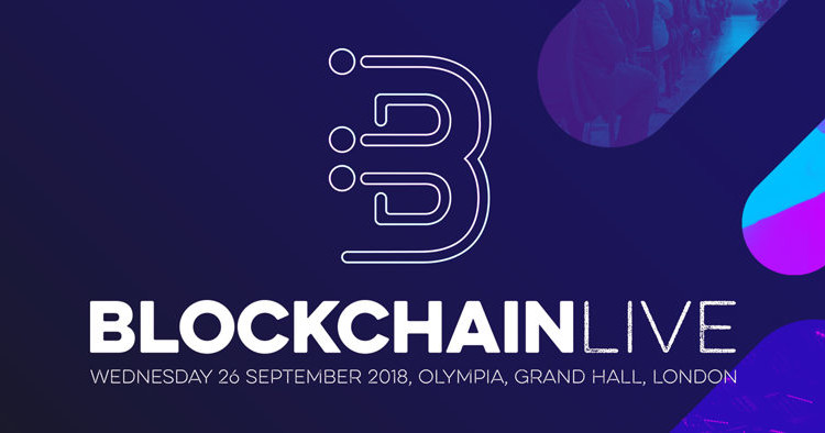 Blockchain Live 2018 London