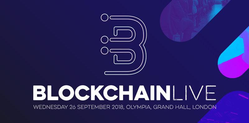 Blockchain Live 2018 London