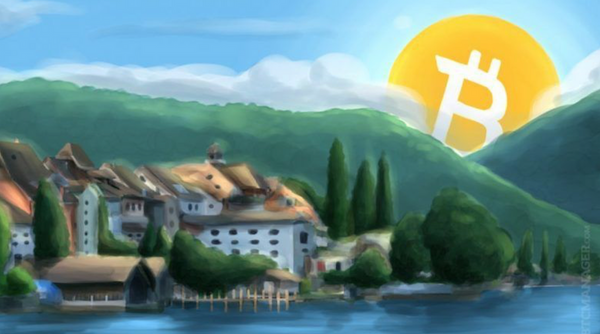 Crypto Valley Forum Zug, Schweiz