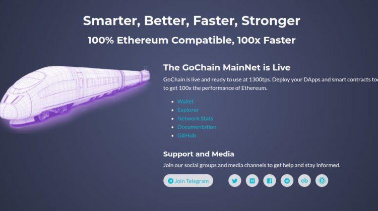 GoChain: Smarter, Better, Faster, Stronger