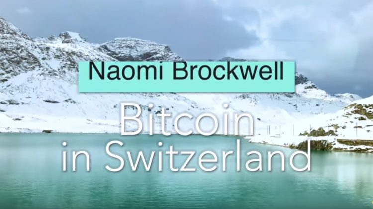 Naomi Brockwell - Bitcoin Switzerland