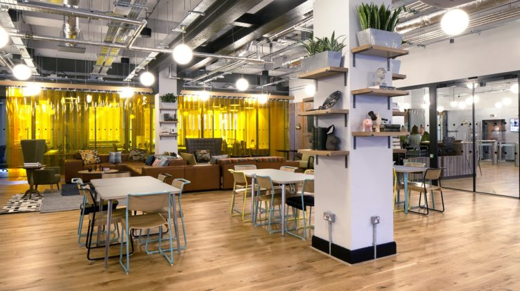 WeWork Chancery Lane