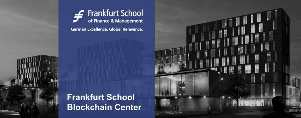 Frankfurt School Blockchain Center