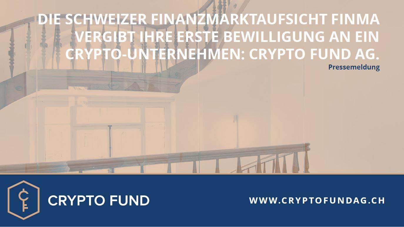 Crypto Fund AG