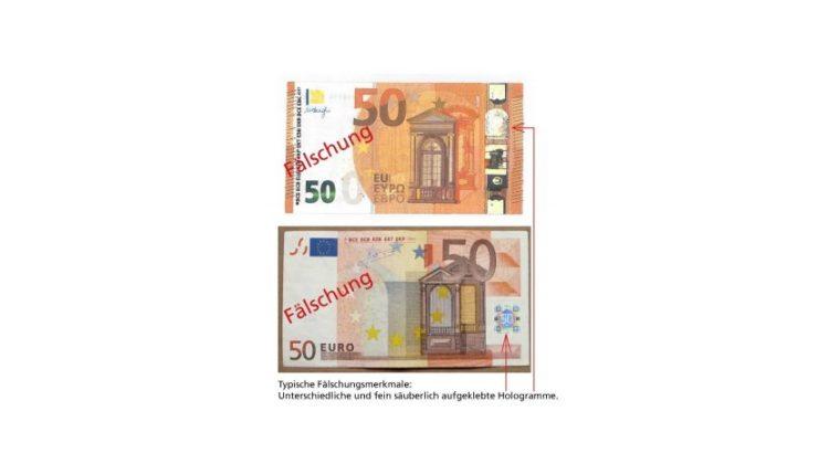 Solothurn Falschgeld