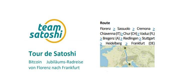 Tour de Satosh