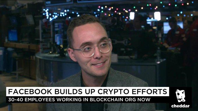 Facebook: Social-Media-Gigant arbeitet an einem geheimen Krypto-Projek