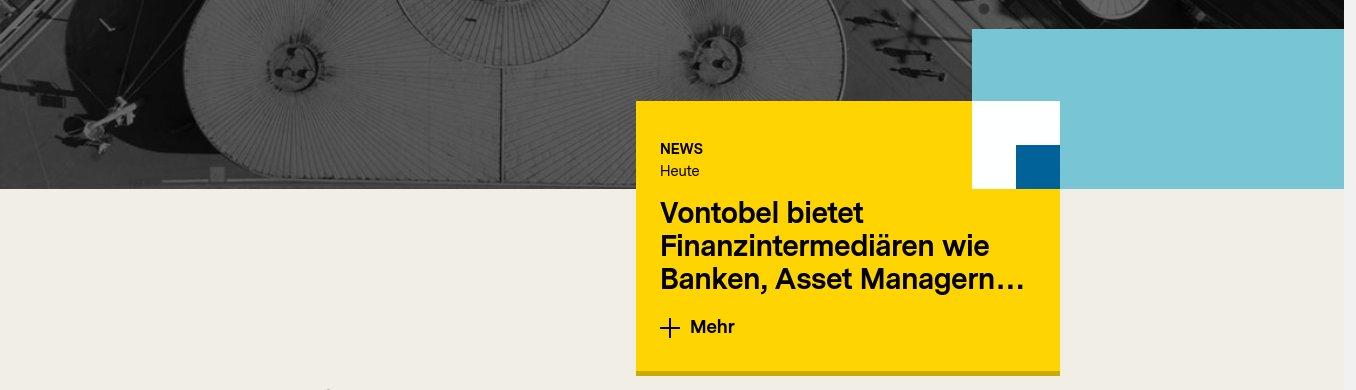 Bank Vontobel Digital Asset Management