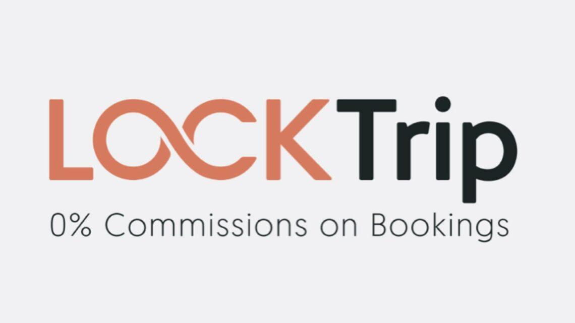 locktrip - Hotels via Blockchain