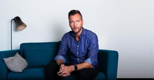 Matthias Ruch vom Swiss Busines Hub