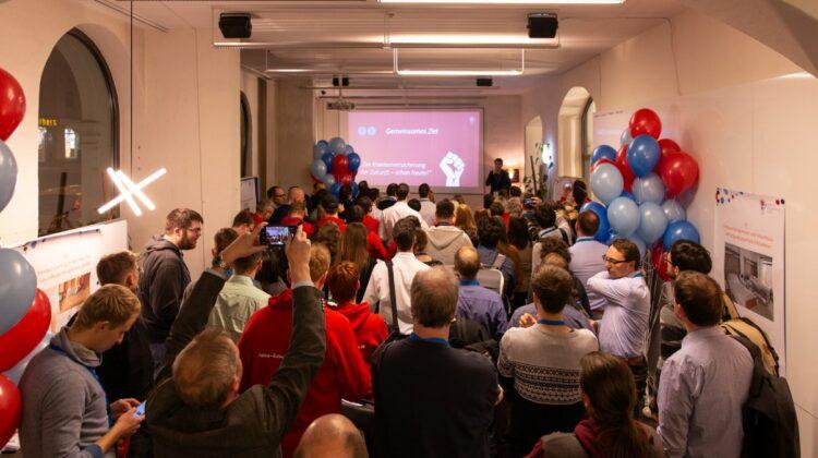 Erster Krankenkassen-Hackathon Deutschlands | 24. bis 26. Januar 2019 in Leipzig