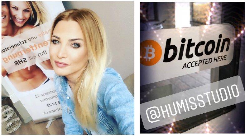 Humi's Studio & Academy aus Winterthur ist das erste und einzige Beauty Studio der Schweiz welche Bitcoin als Zahlungsmittel akzeptiert.