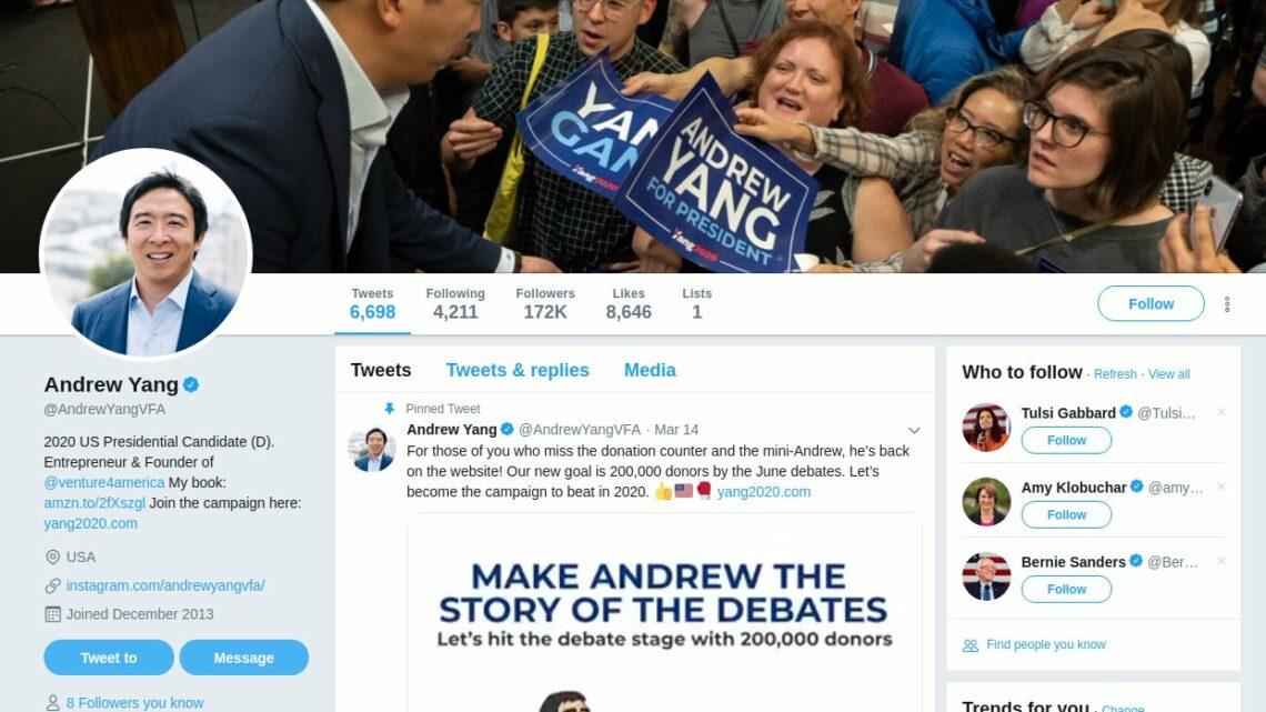Andrew YangVerified account