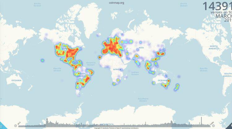 Coinmap Screenshot