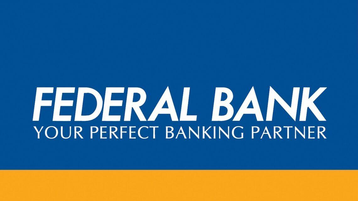 Die indische Federalbank zählt zu den grössten Banken Indiens mit Hauptsitz in Aluva, Kochi. Die Federal Bank betreibt über 1251 Filialen und 1665 ATMs.