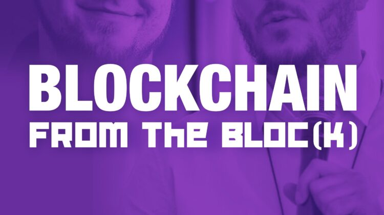 Blockchain from the Bloc(k)