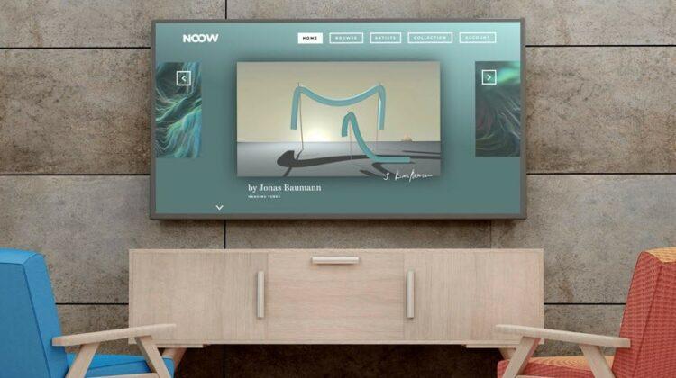 Swisscom TV eröffnet die erste Blockchain-basierte Kunstgalerie