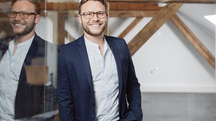 Manuel Hehle, Geschäftsfüher und Co-Gründer der Tradico AG.
