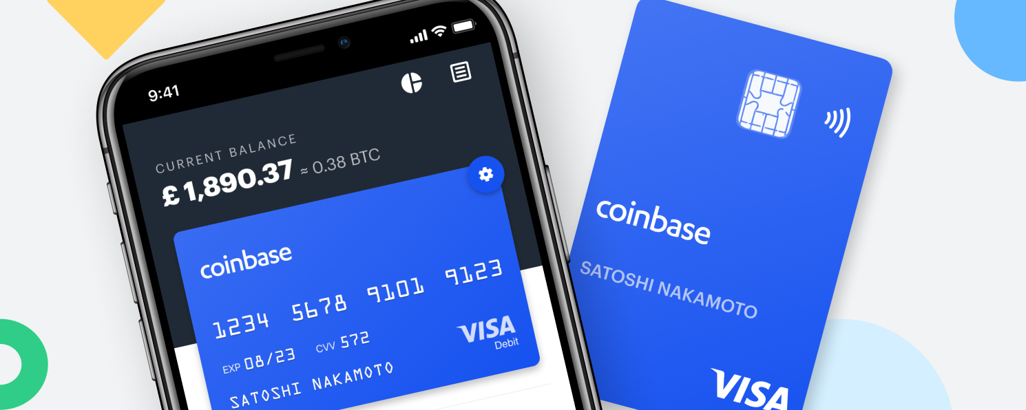 Die Coinbase Card fügt sechs Länder hinzu, weitere sollen folgen