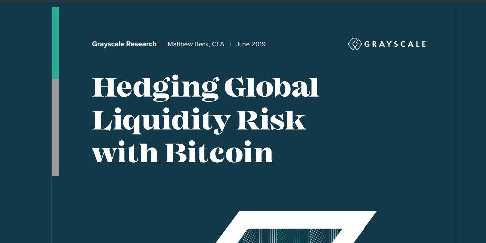 Grayscale Bitcoin Report
