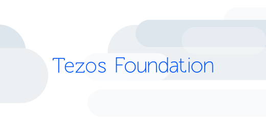 The Tezos Foundation stands as part of the community in support of the Tezos protocol and ecosystem.
