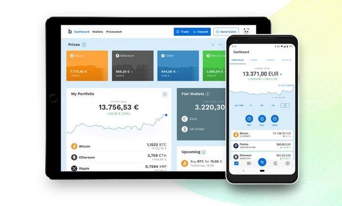 Bitpanda übertrifft 1 Million Nutzer Meilenstein