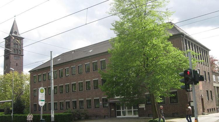 Das Finanzamt für Groß- und Konzernbetriebsprüfung in Herne.